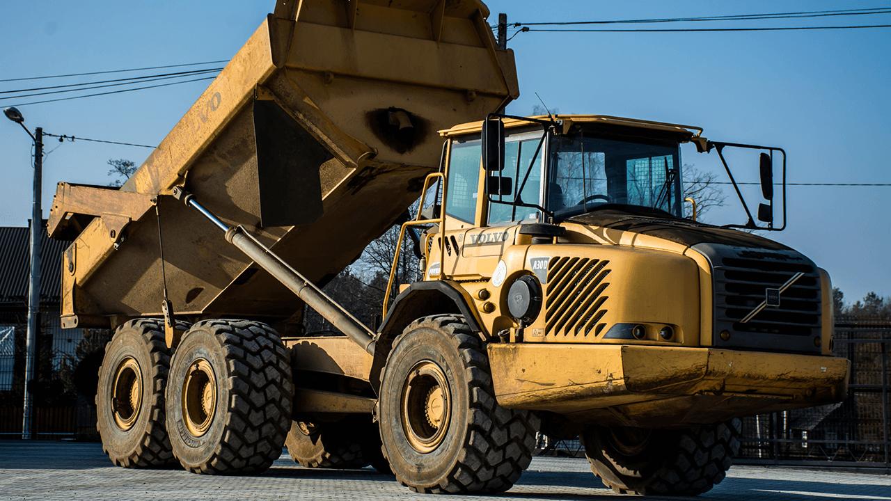 Szybki transport kruszyw i maszyn budowlanych w Rzeszowie